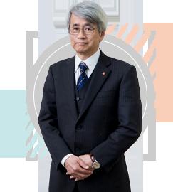 代表取締役中井 威
